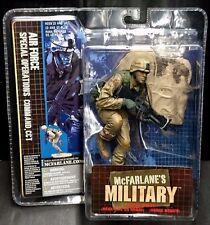 McFarlane'S Militare debutto in serie: AERONAUTICA COMANDO OPERAZIONI SPECIALI CCT NUOVO!