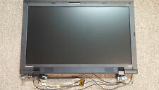 """Lenovo ThinkPad L510 L512 15.6"""" Matte Screen Panel Complete Assembly"""