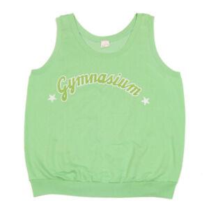80s Vintage Sleeveless Sweatshirt   XL   Jumper Vest Retro Top Graphic Gym
