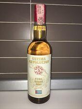 Rum Ultima Revolution 5yo,no Caroni,appleton,hampden,foursquare