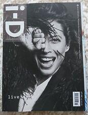 i-D Magazine Spr 2018 Radical issue 351 Christy Turlington Cardi B Equality NEW!