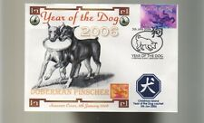 DOBERMAN PINSCHER 2006 YEAR OF THE DOG SOUV COVER 3
