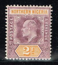 Northern Nigeria SG# 22 - Mint Hinged - Lot 120615
