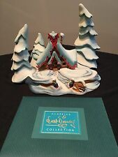 WDCC Nestled in the Snow- Peter and the Wolf w/COA and original box