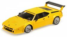 1 18 Minichamps BMW M1 E26 Procar Plain Body version 1979 Yellow