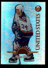 Bryan Berard 250 Universal Ice REFRACTOR RARE SP 1997-98 Leaf International 30