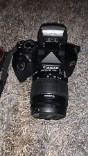 Canon EOS Rebel T6 18MP Digital SLR Camera with EF-S 18-55mm IS II Kit - Black