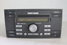 FORD Autoradio single 6000 CD FOCUS MONDEO FIESTA GALAXY, codice radio incl.