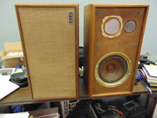 Vintage KLH Model Thirty Three Speakers. Frequency Level Dial CLASSIC
