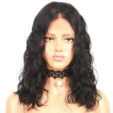 Curly Wavy Lace Front Hair Full Wig Heat Resistant Wig Synthetic Hair for.UK