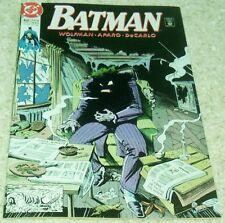 Batman 450, NM- (9.2) 1990, The Joker! 50% off Guide!