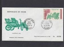 Niger 1975 331 FDC Automobiles Vieux tacots Cadillac 1903