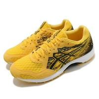 Asics Lyteracer 2E Wide Tai-Chi Yellow Black Men Running Shoes 1011A174-750