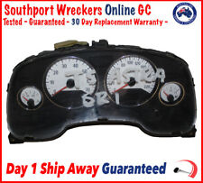 Genuine TS Holden Astra 2002 SRI 2.2L Instrument Speedo Cluster Unit -Unknown ks