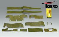 Torro Set Zimmerit für Tiger I. mittlere/späte Version 1383818082