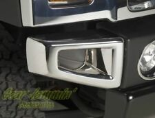 2003-2009 Hummer H2 Chrome Front  Bumper Corner Covers Triple Chrome Plated