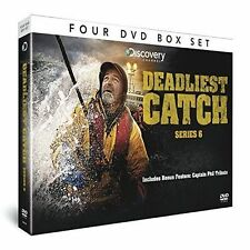 Deadliest Catch Series 6 DVD 5055298048635