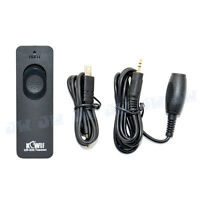 Kiwi Wired Remote Control for Sony A9 A7 III A7R III A7R II A7S II A7S A7R A99