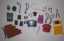 WWE Elite Mattel Jakks Classics Accessories Lot weapons clothing