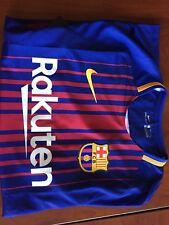 Barcelona Home Shirt Size ( S )