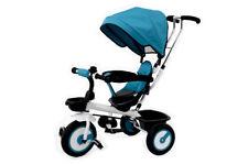 triciclo jolly blu - mazzeo giocattoli