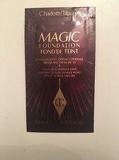 Charlotte Tilbury SAMPLES Magic Foundation 1.5ml Long-Lasting 10 dark/fonce