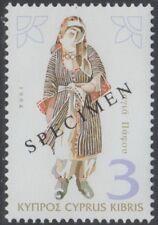 Specimen, Cyprus Sc845 Traditional Costume, Female, Phapos