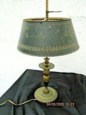 Lampe bouillotte empire bronze ciselé empire lamp