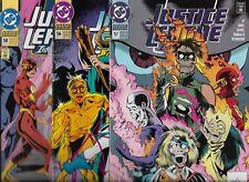 Dc Comics Justice League International Lot of 5 # 56 - 60 (1993)