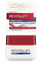 L'Oreal Revitalift Night Cream Anti Wrinkle+Extra Firming 50ml Intense Action