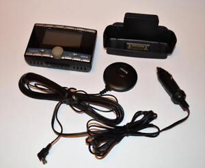 Kenwood H2E SIRIUS Radio set w/ KPA-H2EC Dock,Antenna,Car Power working