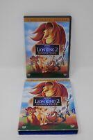 Walt Disney The Lion King 2: Simbas Pride(DVD, 2004, 2-Disc Special Edition Set)