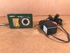 Sanyo VPC E1090 Camera W/ Charger 10.0 Mega Pixels 3x Optical Zoom *Tested*