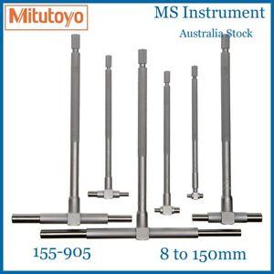 Genuine Mitutoyo 155-905 Telescoping Telescopic Gauge 8-150mm Australia Stock