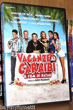 VACANZE AI CARAIBI dvd