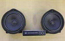Bass System & Speaker Kit OEM Honda Accessory Upgrade Factory Parts Civic CRV