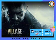 Resident Evil Village - Steam Account - Download PC Game - No Key Code - 📧