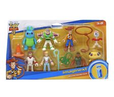 Imaginext - Toy Story 4: Deluxe Figure Pack - New Toy Preview - Flash Sale
