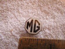 Vintage MG Car Emblem Pin Enamel