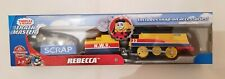 Thomas The Tank Engine & Friends REBECCA REVOLUTION Trackmaster MOTORISED NEW