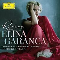 REVIVE (ELINA GARANCA, VERDI, SAINT-SAENS,...) CD NEW!