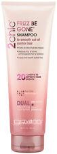 2 x 250ml GIOVANNI Shampoo - 2chic Frizz Be Gone ( Frizzy Hair ) 500ml