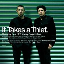 Thievery Corporation - It Takes a Thief CD NEU OVP