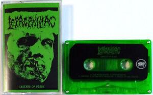 Leprophiliac - Caskets Of Flesh (Spa), Tape