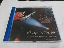 CD THIN LIZZY - WHISKEY IN THE JAR - ROTATION GERMANY 2000 VG+