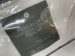 Hotel Collection Primaloft Luxury Down 450-Tc SOFT KING  Pillow