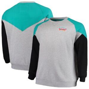 SAN ANTONIO SPURS Authentic Mitchell and Ness Sweatshirt Size Medium