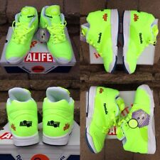 """alife x Reebok Pump - Tennis Ball """"BALL OUT"""" DS+SHIPS TODAY! -Men's Size 9.5"""