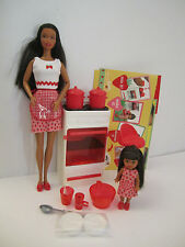 AA Barbie Kelly Fun Treats Giftset MINT PERFECT deboxed & Complete
