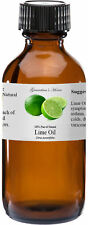 Lime Essential Oil - 2 oz - 100% Pure and Natural - Free Shipping - US Seller